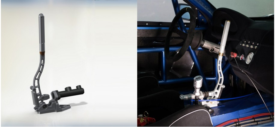 Hydraulic brake for drift